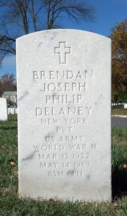 Brendan Joseph Philip Delaney