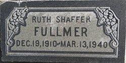 Hellen Ruth <I>Shaffer</I> Fullmer