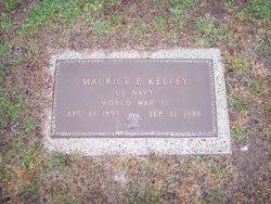 """Maurice Eldrid """"Morris"""" Kelley"""