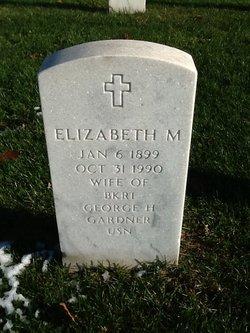 Elizabeth M Gardner