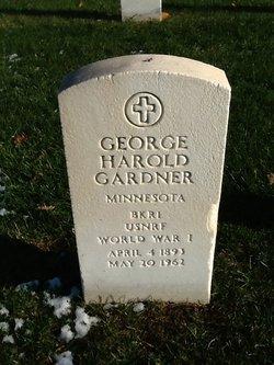 George Harold Gardner