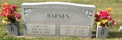 Clara N Barnes