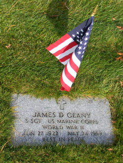 James D. Geany