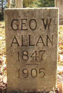 George William Allan