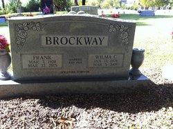 Wilma Coy <I>Jones</I> Brockway