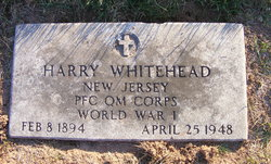 Harry Whitehead