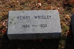 Henry Wrigley