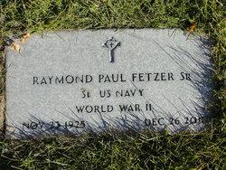Raymond Paul (Ray) Fetzer