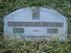 Anna Belle <I>Denniston</I> Foster