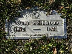Harry S Greenwood