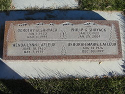 Wenda Lynn LaFleur