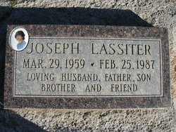 Joseph Lassiter