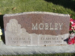 Clarence W Mobley