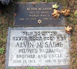 Alvin M. Saide