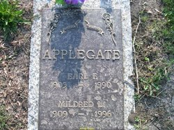 Mildred L <I>Sullivan</I> Applegate