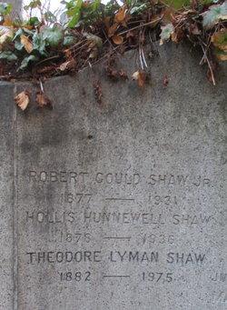 Robert Gould Shaw, Jr