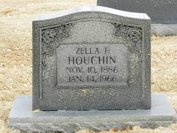 Zella Frances <I>Lee</I> Houchin