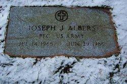 Joseph J Albers