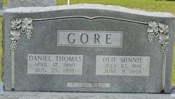 Daniel Thomas Gore