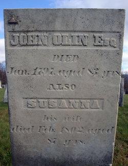 Susanna Olin
