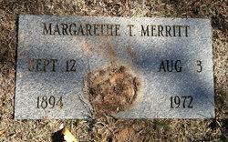 Margarethe <I>Tutzauer</I> Merritt