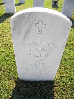 Newman Leon Allen
