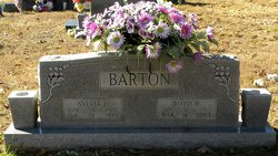 Sylvia Ilean <I>Higby</I> Barton