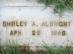Shirley Ann Albright