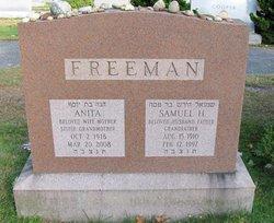 Anita <I>Coven</I> Freeman