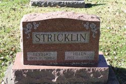Helen Stricklin