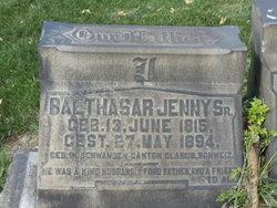 Balthasar Jenny, Sr