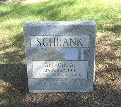 George A Schrank