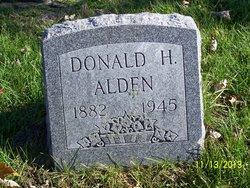 Donald H Alden