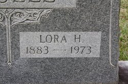 Lora <I>Harris</I> Decell