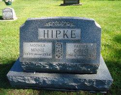 """Wilhelmina """"Minnie"""" Hipke"""
