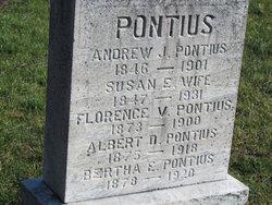Bertha E Pontius