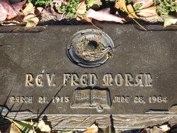 Rev Fred Moran
