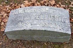 Emma Irene <I>Harsha</I> Ellifritz
