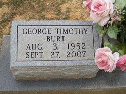 "George Timothy ""Tim"" Burt"