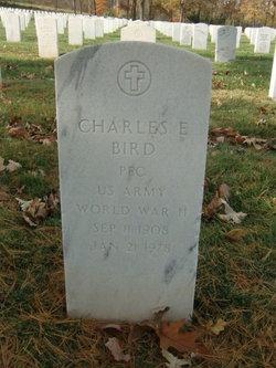 Charles E Bird