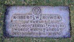 Robert W Bower