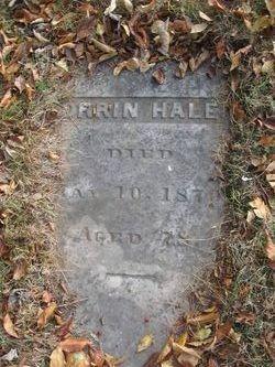 Orrin Hale