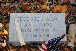 Theodore Starkey Alden