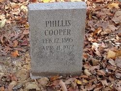 Phillis Cooper