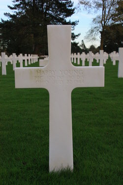 PFC Harry Young