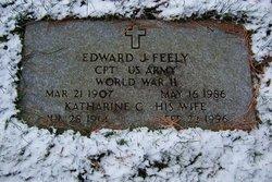 Edward J Feely