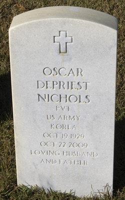 Oscar Depriest Nichols