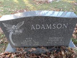 Hugh Samuel Adamson