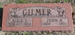 Alice E <I>Shepherd</I> Gilmer