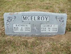 "Kathryn ""Katie"" <I>Nolen</I> McElroy"